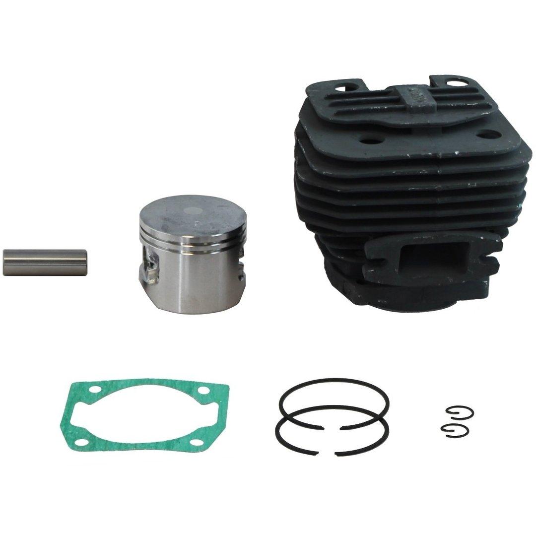 kit cylindre piston pour tron onneuse 52 cm3. Black Bedroom Furniture Sets. Home Design Ideas